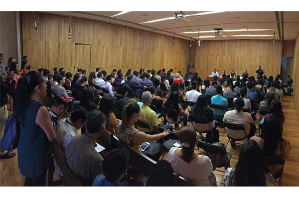 El evento académico se realizó de manera conjunta entre el Poder Judicial de Michoacán y el Consejo Nacional para Prevenir la Discriminación (CONAPRED)