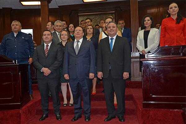 Lo anterior, previo dictamen elaborado por el Consejo del Poder Judicial de Michoacán turnado al Congreso local