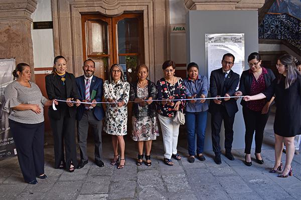 Se trata de 28 imágenes que reflejan algunos momentos de la recepción que México brindó a niñas y niños originarios de España, víctimas de la guerra civil