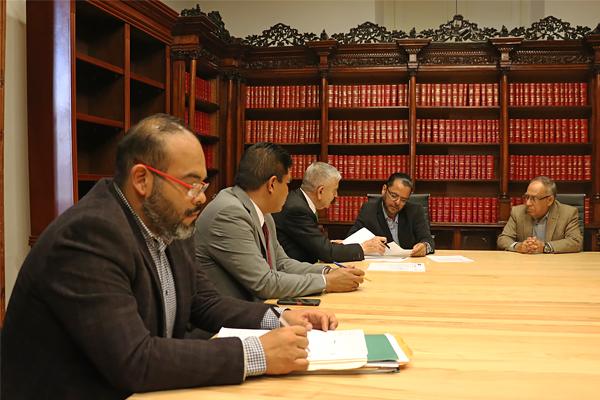 Se realizaron tres licitaciones públicas para la adquisición de equipos de tecnología, consumibles de cómputo y artículos de papelería