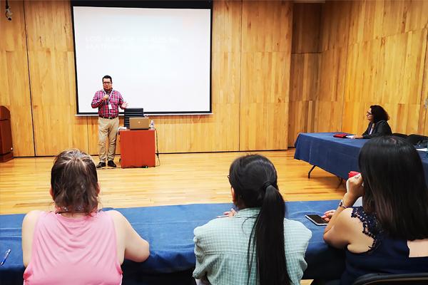 Dirección de Mediación y Conciliación Municipal de Uruapan, así como la Agrupación Michoacana de Abogadas A.C., receptores de los cursos