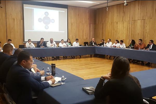 Poder Judicial de Michoacán, Comisión Ejecutiva Estatal de Atención a Víctimas y la Fiscalía General del Estado, instituciones participantes