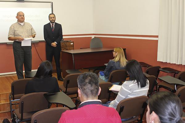 Consejo del Poder Judicial de Michoacán aprobó la realización del curso-taller para psicólogos y psicólogas, con 80 horas de formación