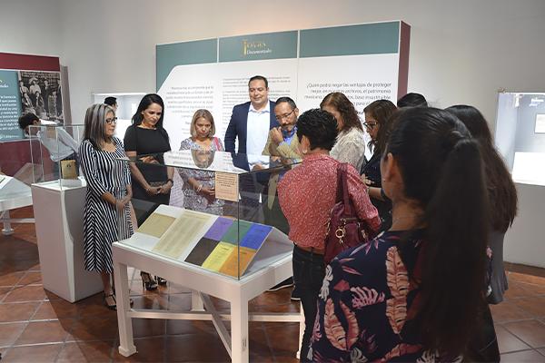 Con inauguración de exposición y conferencia, el Archivo y Museo Histórico del PJM arrancó con actividades conmemorativas por el Día Nacional del Archivista