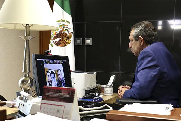 Héctor Octavio Morales Juárez emitió un mensaje con motivo del Día del Abogado
