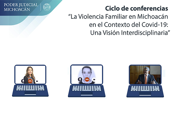 Desde el ámbito de su competencia, tres especialistas abordarán el tema para abonar a la reflexión y sensibilización