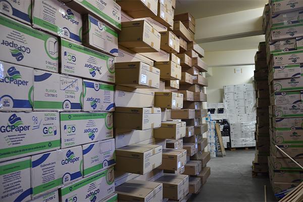 Los proveedores tienen hasta el 2 de septiembre para comprar las bases y participar en la adquisición de artículos de papelería y escritorio, así como de equipo de tecnología