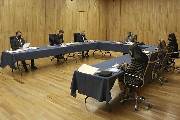 Se emitieron protocolos priorizando el trabajo a distancia y atención de usuarios a través del sistema de citas en el Tribunal Electrónico